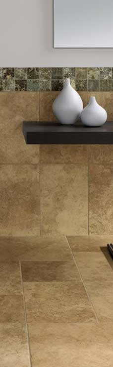 Porcelain Tile Flooring Bathroom modern Melbourne