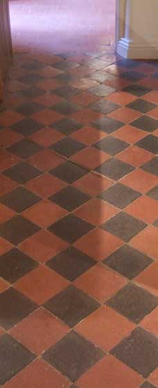 quarry tile floor plain on with tri state flooring