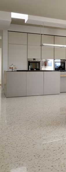 terrazzo floor beautiful modern Melbourne